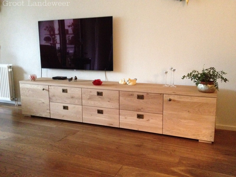 tv meubel 250 cm elegant tvkast boston with tv meubel 250. Black Bedroom Furniture Sets. Home Design Ideas